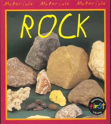 Rock (Hardcover): Chris Oxlade