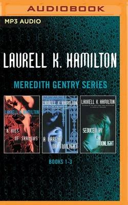 A Kiss of Shadows / a Caress of Twilight / Seduced by Moonlight (MP3 format, CD, Unabridged): Laurell K. Hamilton
