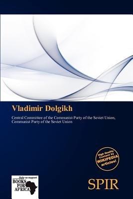 Vladimir Dolgikh (Paperback): Antigone Fernande