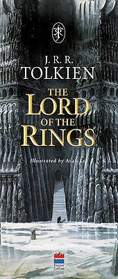 The Lord of the Rings (Hardcover, Illustrated edition): J. R. R. Tolkien