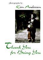 Thank You for Being You (Paperback): Anderson