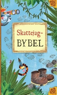 Skattejag Bybel (Afrikaans, Hardcover): Christian Media Publishing