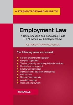 Employment Law (Paperback): Karen Lee