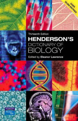 Biology - WITH Biology CD AND Biology Card AND Henderson's Dictionary of Biology (Paperback, 1st International edition):...