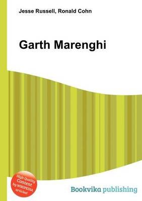 Garth Marenghi (Paperback): Jesse Russell, Ronald Cohn