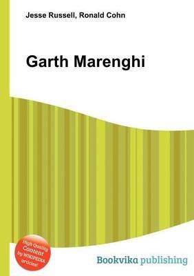 Garth Marenghi (Paperback): Jesse Russell, Ronald Cohn