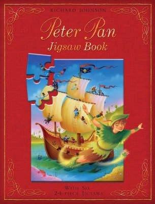 Peter Pan Jigsaw Book (Hardcover): Richard Johnson