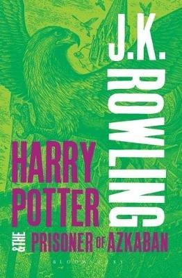 Harry Potter and the Prisoner of Azkaban (Paperback, Adult B Format): J. K. Rowling