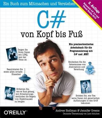 C# Von Kopf Bis Fuss (English, German, Electronic book text, 3rd): Andrew Stellman, Jennifer Greene