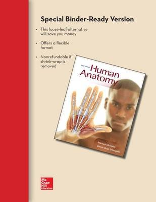 Combo Loose Leaf Version Of Human Anatomy With Connect Plus Access