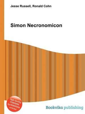 Simon Necronomicon (Paperback): Jesse Russell, Ronald Cohn