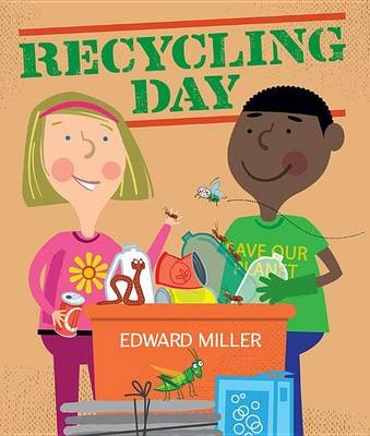 Recycling Day (Hardcover): Edward Miller