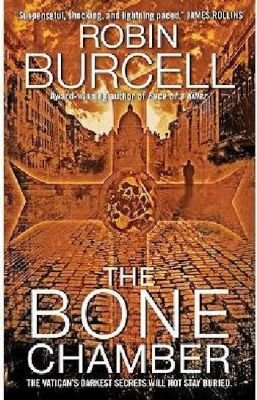 The Bone Chamber (Paperback): Robin Burcell