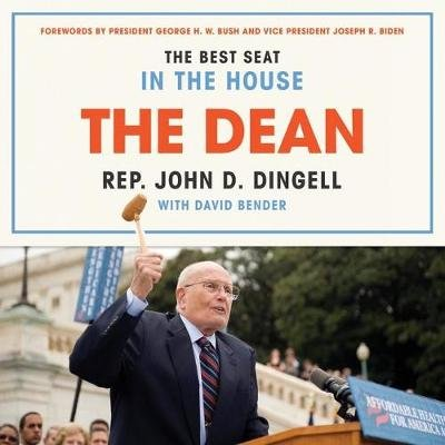 The Dean - The Best Seat in the House (Standard format, CD): John David Dingell, David Bender