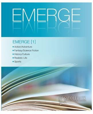 Emerge 1 Additional Books - Action/Adventure / Fantasy/Science Fiction / History/Culture / Realistic Life / Sports (Hardcover,...
