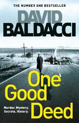 One Good Deed (Paperback): David Baldacci