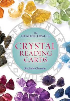Crystal Reading Cards - The Healing Oracle (Hardcover): Rachelle Charman