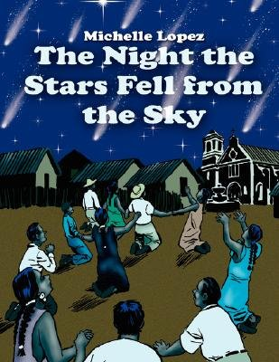 The Night the Stars Fell from the Sky (Paperback): Michelle Lopez