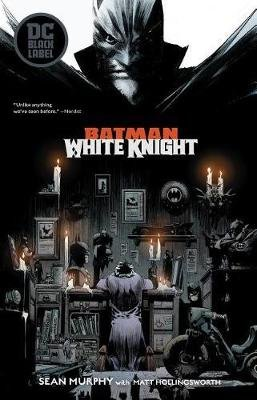 Batman: White Knight (Paperback): Sean Murphy