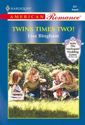 Twins Times Two! (Electronic book text, ePub First edition): Lisa Bingham