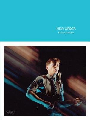 New Order (Hardcover): Kevin Cummins