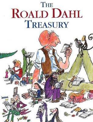 The Roald Dahl Treasury (Hardcover): Roald Dahl