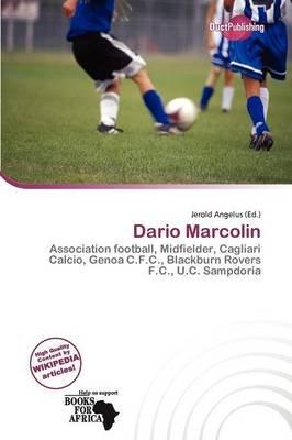 Dario Marcolin (Paperback): Jerold Angelus