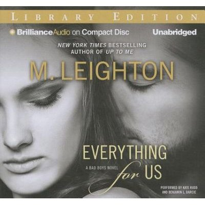 Everything for Us (Standard format, CD, Library ed.): M. Leighton