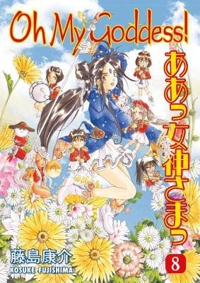 Oh My Goddess, v. 8 (Paperback): Kosuke Fujishima