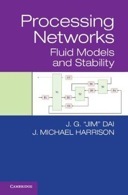 Processing Networks - Fluid Models and Stability (Hardcover): J. G. Dai, J.Michael Harrison