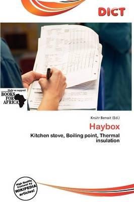 Haybox (Paperback): Knutr Benoit