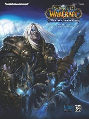 Wrath of the Lich King - From World of Warcraft (Piano/Vocal/Chords), Sheet (Paperback): Alfred Publishing