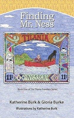 Finding Mr. Ness (Paperback): Katherine Burk, Gloria Burke