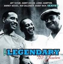 By: Art Tatum - Legendary 1955 Session, the [spanish Import] (CD, Imported): By: Art Tatum