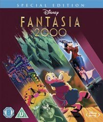 Fantasia 2000 (English, Spanish, Dutch, Blu-ray disc): Donald W. Ernst, Steve Martin, Itzhak Perlman, Quincy Jones, Bette...