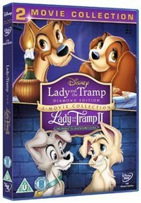 Lady and the Tramp/Lady and the Tramp 2 (English & Foreign language, DVD): Peggy Lee, Barbara Luddy, Bill Thompson, Bill...