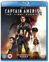 Captain America: The First Avenger (English & Foreign language, Blu-ray disc): Chris Evans, Hugo Weaving, Tommy Lee Jones,...