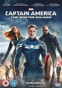 Captain America: The Winter Soldier (English & Foreign language, DVD): Chris Evans, Scarlett Johansson, Anthony Mackie,...