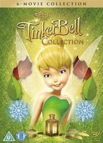 Tinker Bell Collection (English & Foreign language, DVD, Boxed set): Rob Paulsen, Grey De Lisle, Megan Hilty, Lauren Mote,...