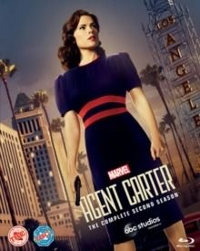 Marvel's Agent Carter: The Complete Second Season (English, German, Blu-ray disc): Hayley Atwell, James D'arcy, Enver...