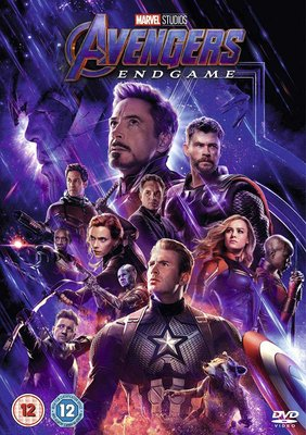 Avengers 4: Endgame (DVD): Robert Downey Jr., Chris Evans, Mark Ruffalo, Chris Hemsworth, Scarlett Johansson, Jeremy Renner