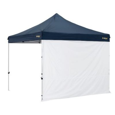 Oztrail Solid Wall Kit for Deluxe Gazebo/Pavilion (3m) (White) - Wall Only, Gazebo Not Included: