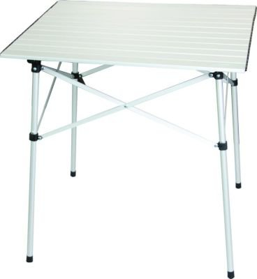 Oztrail Slat Table (White):