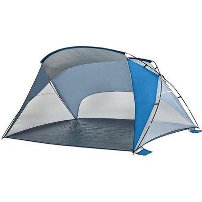 Oztrail Multi Shade Beach Tent (6 Person) (Blue):