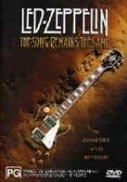 Led Zeppelin - Song Remains The Same - In Concert (DVD): Led Zeppelin