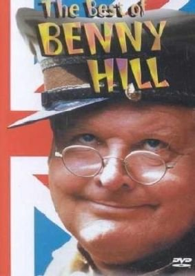 The Best of Benny Hill (Region 1 Import DVD): John Robbins