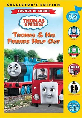 Thomas & Friends: Thomas & His Friends Help Out (Region 1 Import DVD):