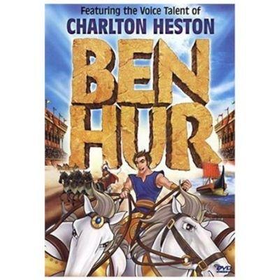 Charlton Heston - Ben Hur (Region 1 Import DVD): Charlton Heston