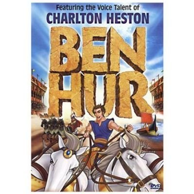 Charlton Heston - Ben Hur (Region 1 Import DVD): Charlton Heston