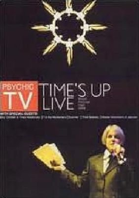 Psychic TV: Time's Up - Live (Region 1 Import DVD):